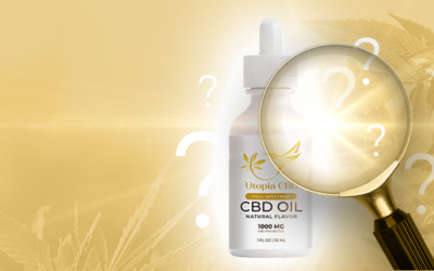 What's in the CBD product?